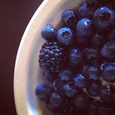 Ellenos yogurt with Sidhu Berries