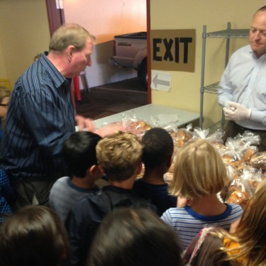 Pike Market Food Bank with Brian