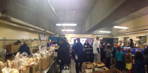 Pike Market Food Bank